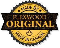 Flexwood Original Custom Kitchen. Made in Canada