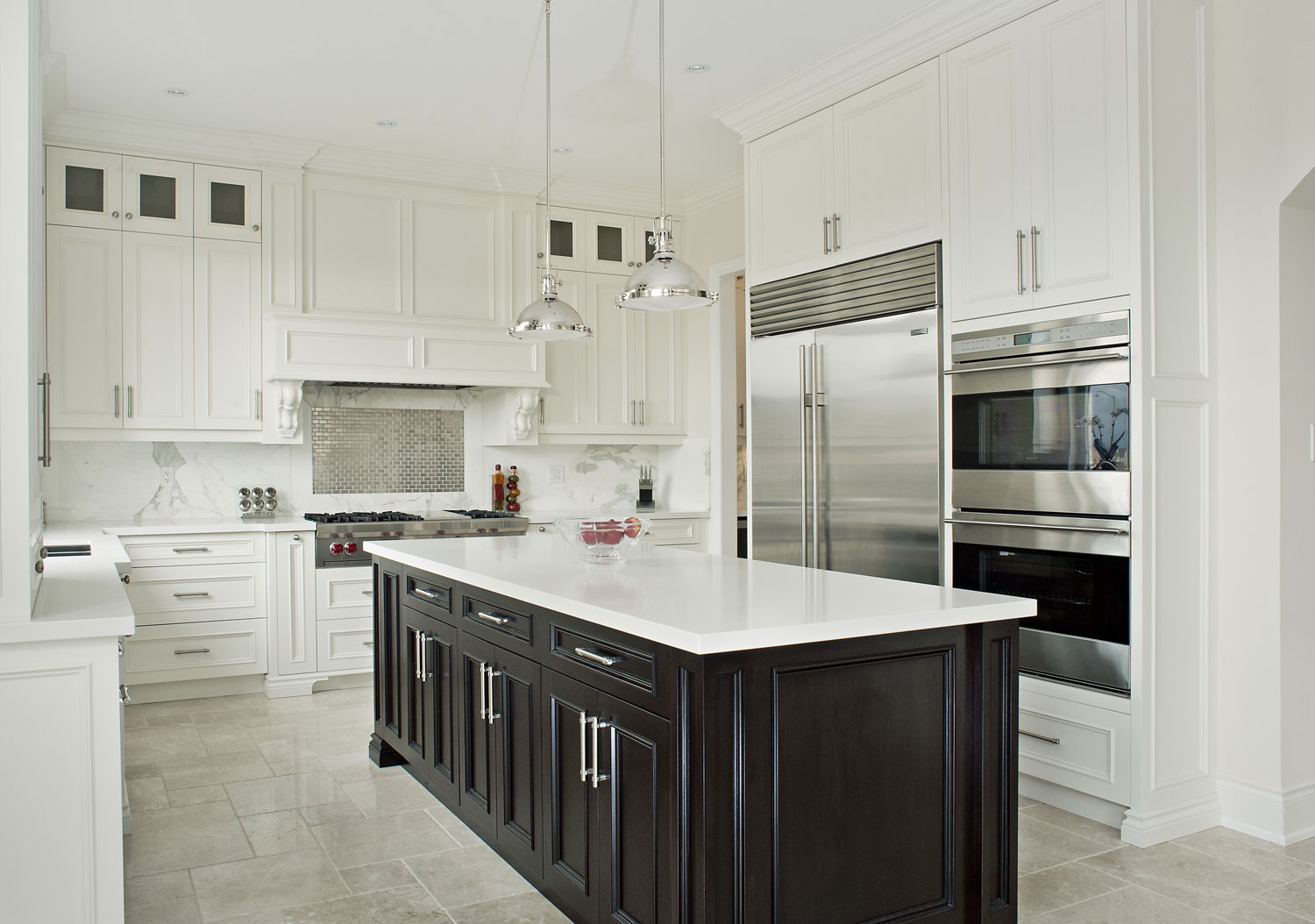 Custom Kitchen And Bathroom Cabinetry